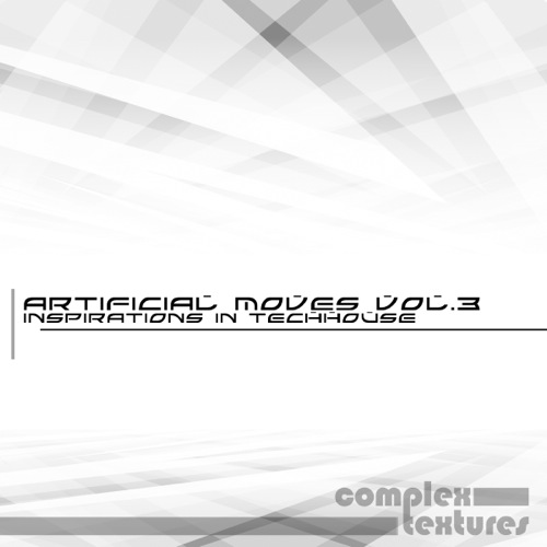 Artificial Moves, Vol. 3 - Inspirations in Techhouse