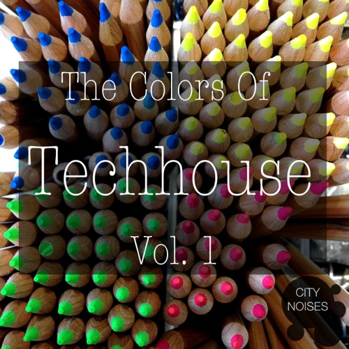 The Colors of Techhouse, Vol. 1