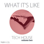 What It's Like - Tech House, Vol. 02