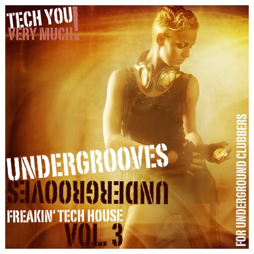 Undergrooves, Vol. 3 (Freakin' Tech House Tracks For Underground Clubbers)