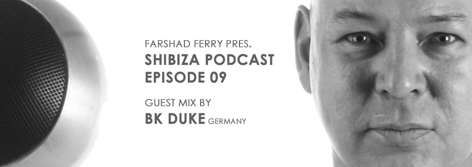Podcast 09 - BK Duke